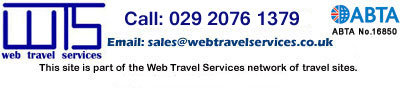 Web Travel Services